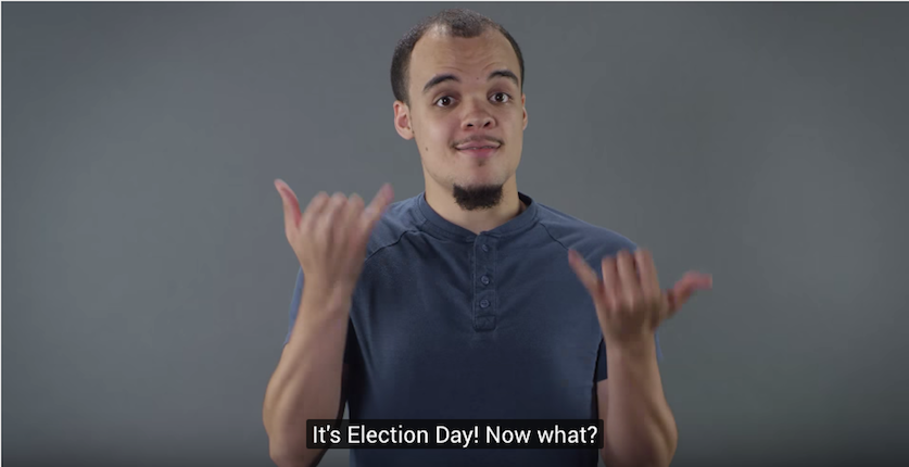 election day video