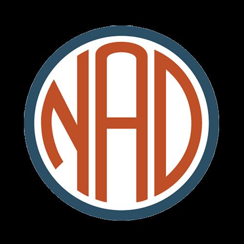 The National Association of the Deaf logo