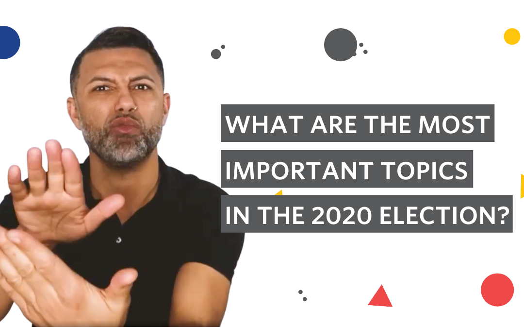 What is the Most Important Issue of 2020