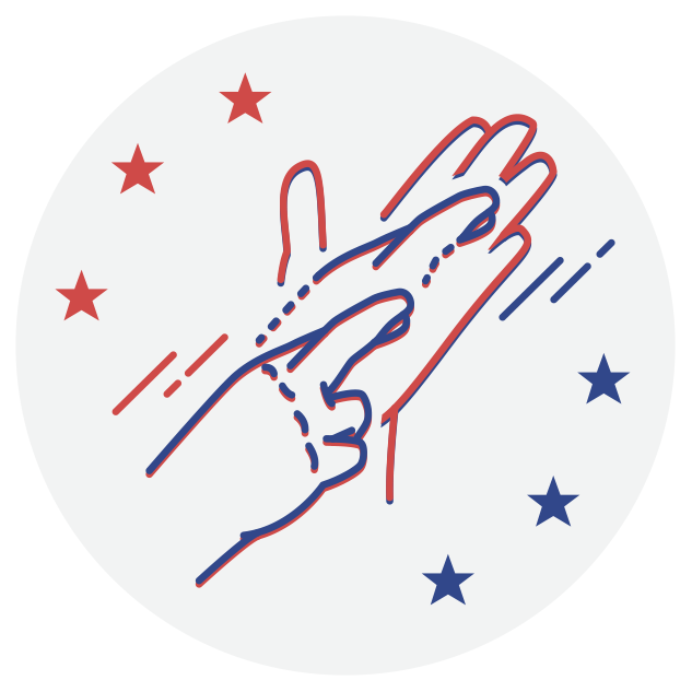 Register in American Sign Language