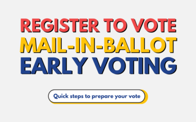Important Dates: Registration and Voting Deadlines