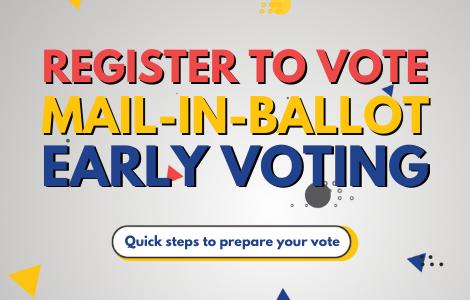 Quick steps to prepare your vote