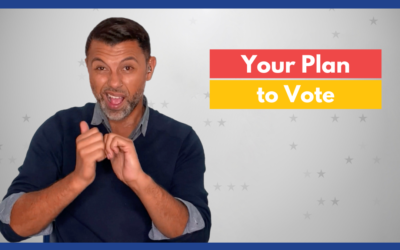 Plan Your Vote – SignVote Series