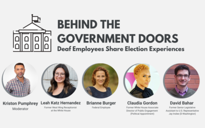 Behind the Government Doors